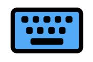 モカキーボードのアイコン